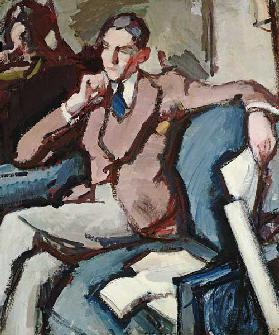 Portrait of Willie Peploe