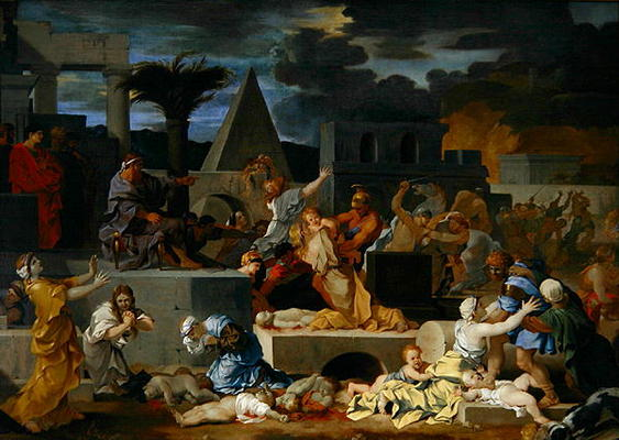 the slaughter of the innocent The massacre of the innocents is the subject of two paintings by peter paul rubens depicting the episode of the biblical massacre of the innocents of bethlehem, as related in the gospel of matthew, ch2, vs13-18 the first, measuring 142 x 182 cm,.