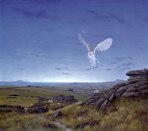 The Moors (oil on canvas)