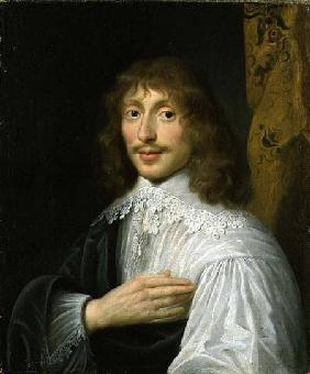Portrait of George Villiers