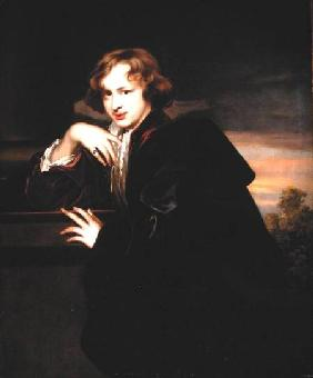 Portrait of Sir Anthony van Dyck (1599-1641)