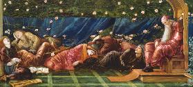 E.Burne-Jones, The Briar Rose