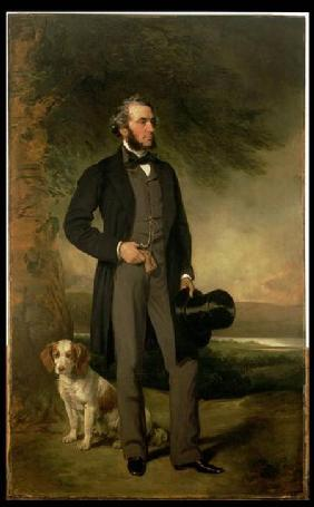 Portrait of John Hick Esq, JP