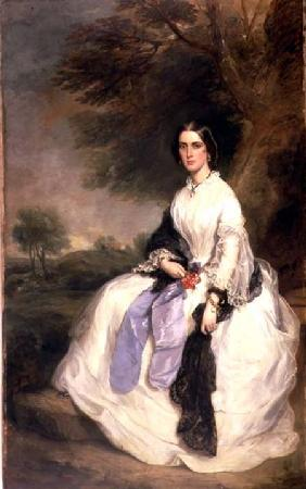 Portrait of Mrs John Hick