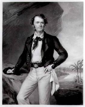 Sir James Brooke (1803-68) Rajah of Sarawak