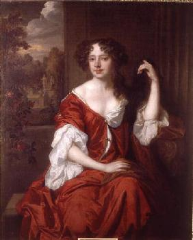 Louise de Kerouaille (1649-1734) Duchess of Portsmouth and Aubigny