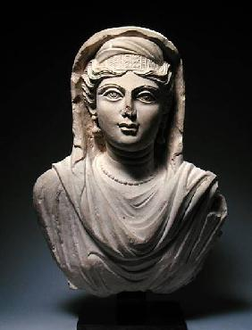 Female Bust, from Palmyra