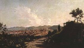 View of Florence from Bellosguardo
