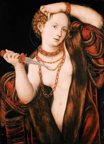 Lucretia, after 1537