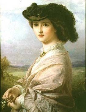 A Lady in a Landscape