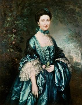 Miss Theodosia Magill, Countess Clanwilliam (d. 1817)