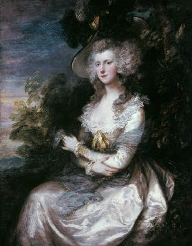portrait de Madame Thomas Hibbert.