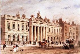 East India House, Leadenhall Street, London