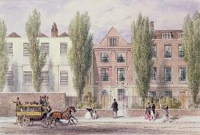 Fisher''s House, Lower Street, Islington