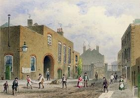 St. Thomas''s Hospital, Southwark, London