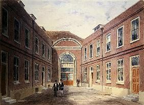 The Inner Court of Girdlers Hall Basinghall Street