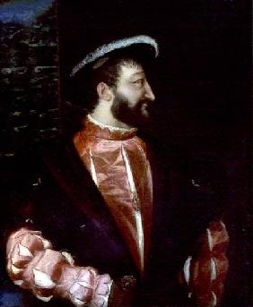 Portrait of Francis I (1494-1547)