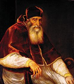 Pape Paul III  Farnese (1468-1549)