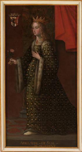Adelaide of Susa,  wife of Otto of Savoy
