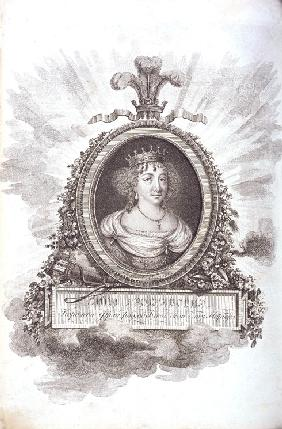 Anne of Kiev (Anna Jaroslawna), Queen of France