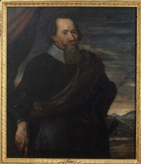 Field Marshal and Count Jacob Pontusson De la Gardie (1583-1652)