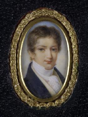 Portrait of Prince Dmitry Petrovich Volkonsky (1805-1859)