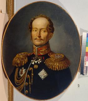 Portrait of the Adjutant General Karl Karlovich Merder (1787-1834)