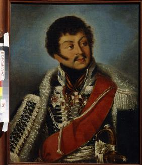 Portrait of the General Dmitry Dmitrievich Shepelev (1771-1841)
