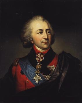 Portrait of Count Ivan Pavlovich Kutaysov