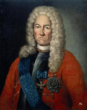 Portrait of Jacob Daniel Bruce (1669-1735)