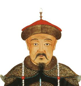 Portrait of Kublai Khan (1215-1294)
