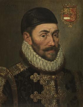 Portrait of William I of Orange (1533-1584)