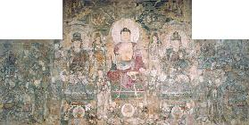 Bhaisajyaguru, the buddha of healing and medicine