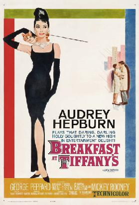 Breakfast at Tiffany's (movie poster)