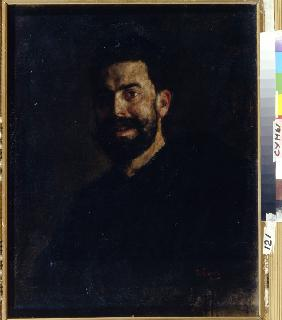 Portrait of the opera singer Francisco d'Andrade (1859-1921)