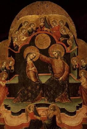The Coronation of the Virgin (panel)