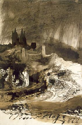 Victor Hugo - The Castle