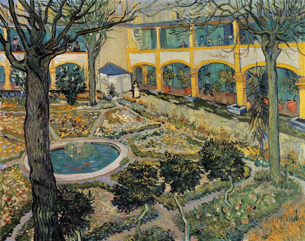 Garten-des-Hospitals-in-Arles-Vincent-va