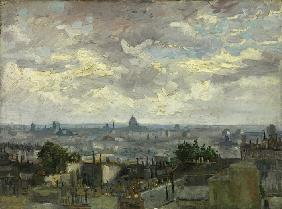 View of Paris