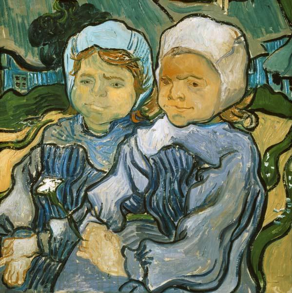 """Résultat de recherche d'images pour """"les enfants peints par Van Gogh"""""""