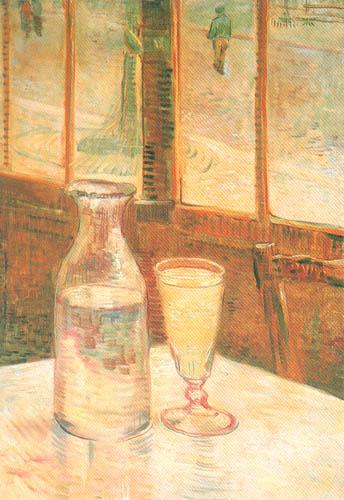 Vincent van Gogh - Assenzio
