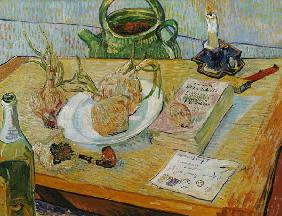 V.van Gogh /Still Life w.Drawing Board
