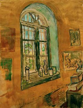 Van Gogh / Studio Window