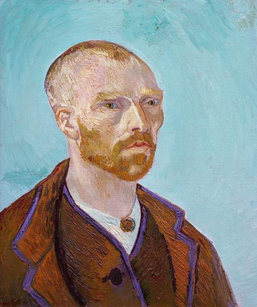 van Gogh, Self-portrait