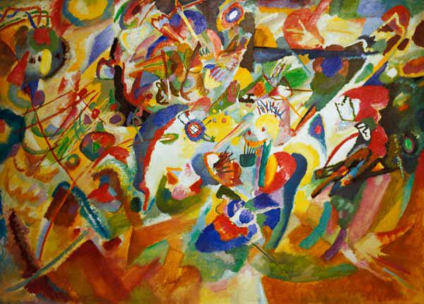 Composition VII by Wassily Kandinsky Facts amp History