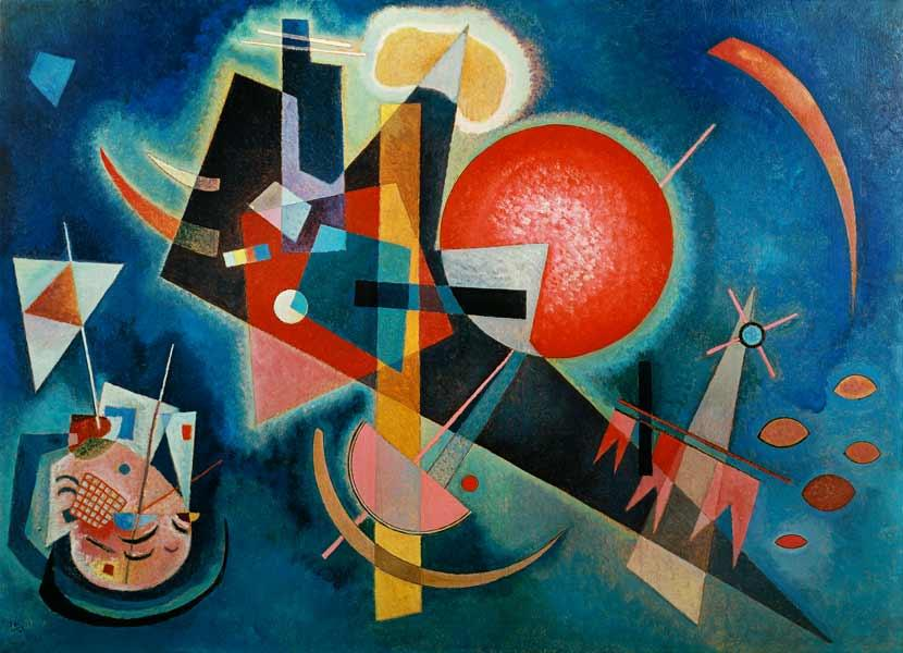 vassily kandinsky en reproductions imprimes ou peintes sur repro tableaux com. Black Bedroom Furniture Sets. Home Design Ideas