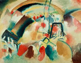 Landscape with Church 1913