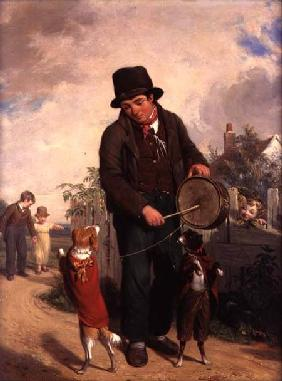 The Strolling Player