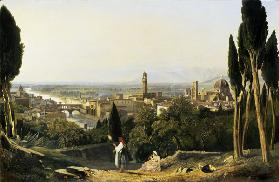 Florence from St Miniato