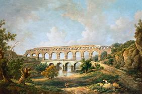The Pont du Gard, Nimes